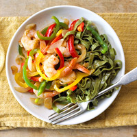 garlicky-peppers-shrimp
