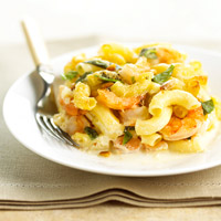 pesto-shrimp-mac-cheese